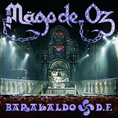 El cantante de Mägo de Oz deja el grupo por problemas de garganta