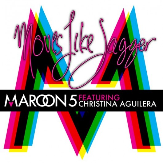 Maroon 5 feat Christina Aguilera - Moves Like Jagger