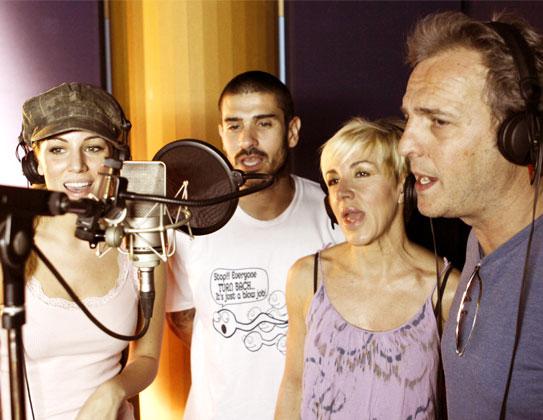 «Nuestro primer día» canción solidaria por un mundo mejor
