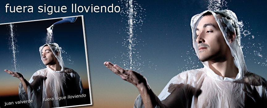 Si #Fuerasiguelloviendo lo mejor que puedes hacer es escuchar el disco de @juanvalverde_