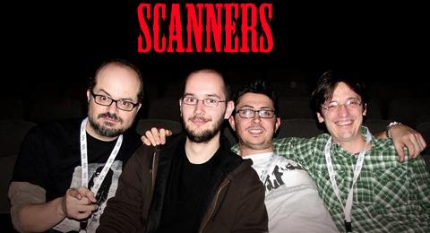 Scanners ( @pscanners ) llega un sábado más con los estrenos de la cartelera