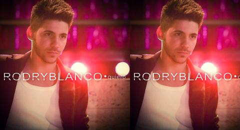Rodry Blanco ( @rodryblanco ) lanza el videoclip de su primer single «Quiero»