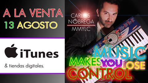 Carlos Nobrega ( @calosdnobrega ) va en serio y prepara el lanzamiento de su nuevo single