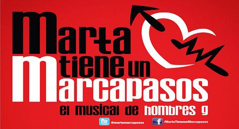 Marta tiene un marcapasos ( @Martamarcapasos ) y Spotify ( @SpotifySpain ) te invitan al estreno del musical de Hombres G