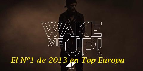 Top Europa 2013 – @Avicii se hace con el nº1 del año
