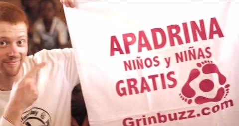 #NovedadTopEuropa – Semana de solidaridad digital @grinbuzz #UnaOportunidadGrinbuzz con @jpelirrojo y @currice