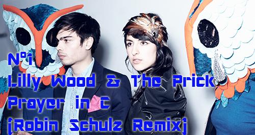Lista Top Europa – 19/10/2014 @LWATP con #PrayerInC @robin_schulz Remix nuevo nº1 en Top Europa