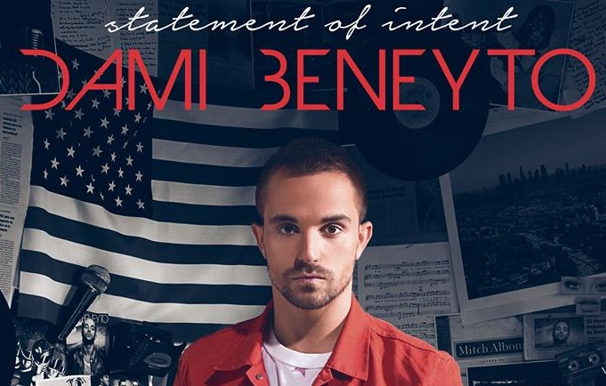 #StatementOfIntent lo nuevo de @damibp (Dami Beneyto) a la venta el 3 de febrero