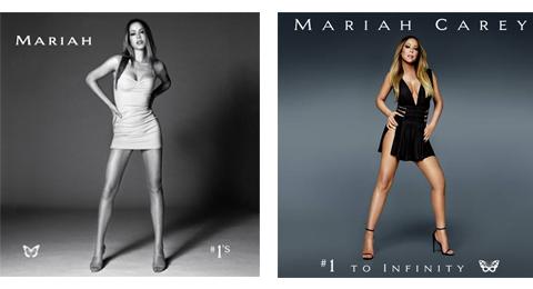 Llegó #Infinity el nuevo single de @MariahCarey incluído en #1ToInfinity