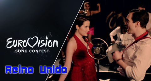 #ESC2015 – Reino Unido – Electro Velvet – Still In Love With You