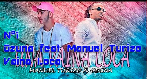 Lista Top Europa – 30/09/2018 @Ozuna_pr y @ManuelTurizoMTZ nuevos reyes de la lista con #VainaLoca