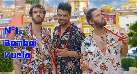 Lista Top Europa – 04/08/2019 @bombaioficial ponen el buen rollo en el 1 con #Vuela